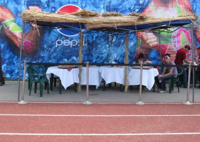 Оформление мероприятия (баннеры, навес)