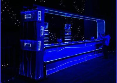 Мобильный световой бар для выездных мероприятий